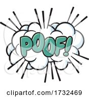 Poof Comic Sound Effects Design