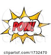 Pow Comic Sound Effects Design