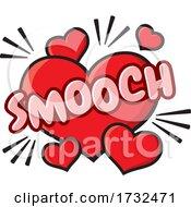 Smooch Comic Sound Effects Design