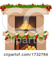 Christmas Hearth