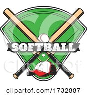 Softball Baseball Design