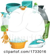Poster, Art Print Of Cleaning Frame