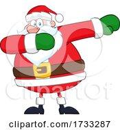 Santa Claus Dabbing