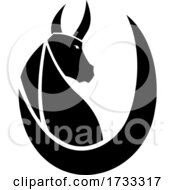 Black Ox Or Bull by Hit Toon