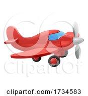 Cute Aeroplane Airplane Cartoon