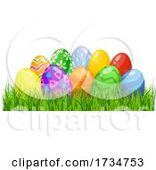 Happy Easter Design by Vector Tradition SM