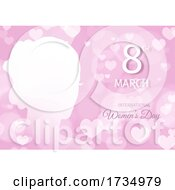 International Womens Day Background by KJ Pargeter