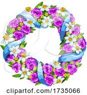 Easter Wreath by Vector Tradition SM