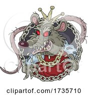 Evil Red Eyed Rat King