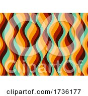 Sixties Themed Wallpaper Design