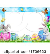 Easter Background by Vector Tradition SM