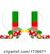 Christmas Elf Feet