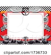 Car Racing Border
