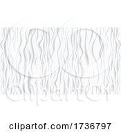 Seamless Gray Wave Pattern