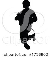 02/14/2021 - Soldier Detailed High Quality Silhouette