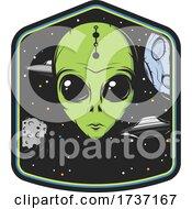 02/19/2021 - Alien Face