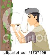 02/23/2021 - Teen Boy Entomology Aspirator Collect Insect
