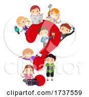 02/23/2021 - Kids Broadcast Journalism Scoop Illustration