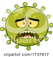 Scared Green Germ