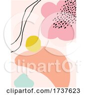 Abstract Background With Hand Drawn Doodle Objects