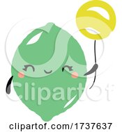 Poster, Art Print Of Lime And Balloons