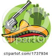 Poster, Art Print Of Mexican Design