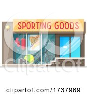 02/28/2021 - Sporting Goods Store Front