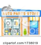 03/01/2021 - Auto Parts Store Front