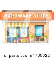 03/01/2021 - Hardware Store Front