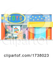 03/01/2021 - Toy Store Front