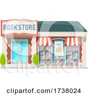 Book Store Front
