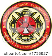 Fire Department Design by Vector Tradition SM