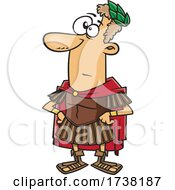 Cartoon Mark Antony