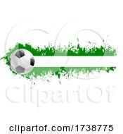Soccer Grunge Design