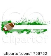 Football Grunge Design