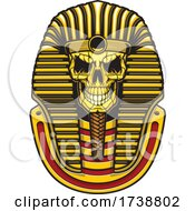 Egyptian Pharaoh Skull