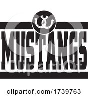 Horseshoes And MUSTANGS Team Text