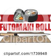 Sushi Futomaki Roll