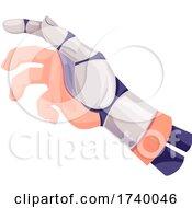 Hands With Robotic Prosthetics