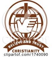 Poster, Art Print Of Christian Design