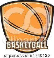 Poster, Art Print Of Basketball Shield