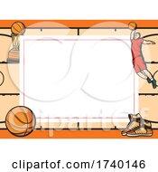 Basketball Border