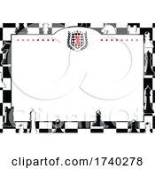 Chess Border Frame