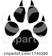 Canine Dog Fox Coyote Wolf Jackal Dingo Paw Print