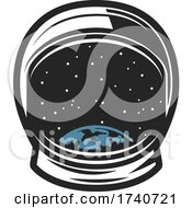 Poster, Art Print Of Space Exploration Design