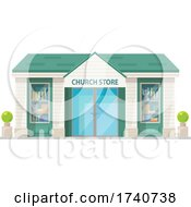 Church Store Building Storefront