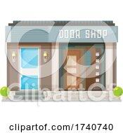 Door Shop Building Storefront