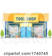 Tool Shop Building Storefront