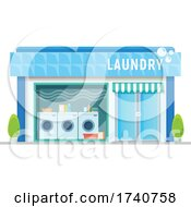 Laundry Building Storefront