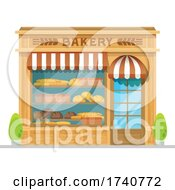 Bakery Building Storefront